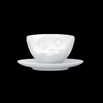 """Чайная пара Tassen """"Симпатяга"""""""