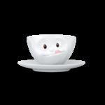 """Чайная пара Tassen """"Симпатяга"""" серия Цветные глазки"""