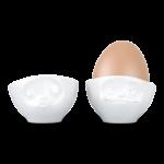 """Подставки для яиц Tassen """"Поцелуй /Мечта"""""""